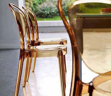 Pariesenne sedie calligaris