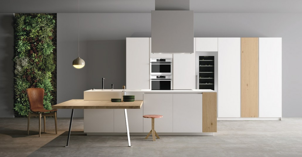 lattanzi kitchen design – LaKd – cucine doimo